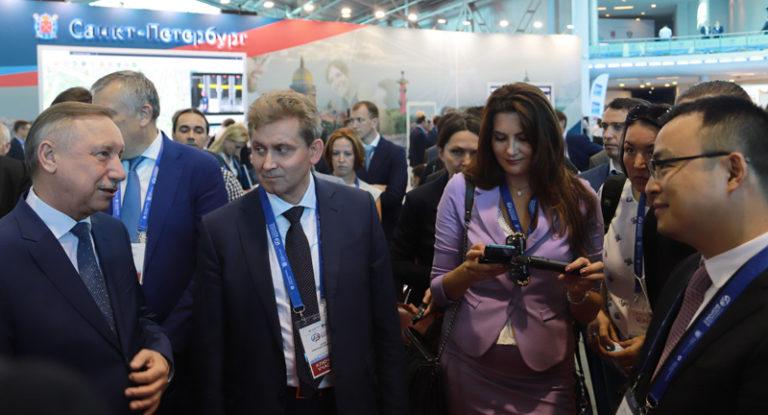 Huawei стала цифровым партнером Санкт-Петербурга