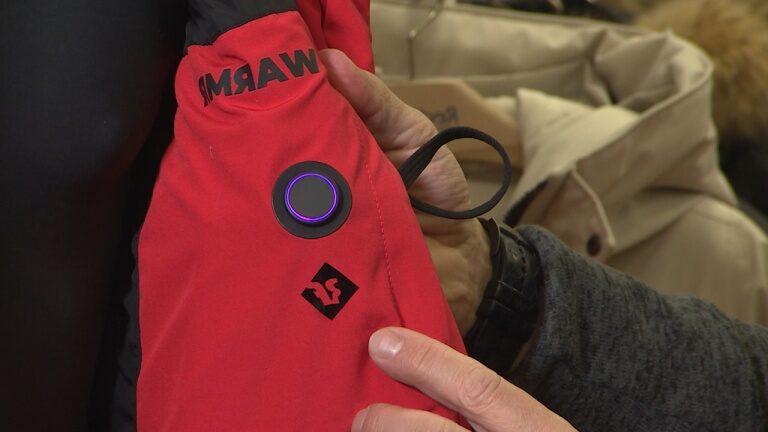 Студенты ИТМО создали «умную» куртку