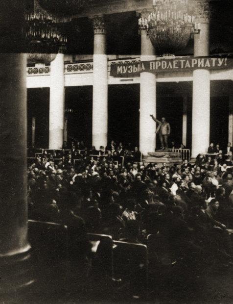 В день столетия Петербургской филармонии им. Шостаковича прозвучит Чайковский