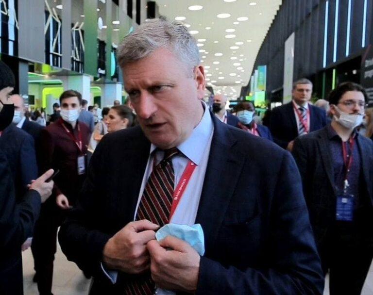 Игорь Васильев, губернатор Кировской области: «Важно, чтобы студенты лучшие годы своей жизни провели в нашей стране»