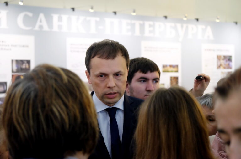 Работа Голованова привела к потерям ИП
