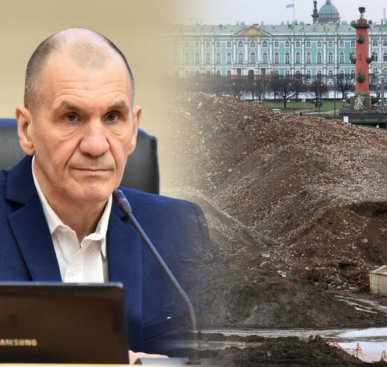Максим Шугалей поддержал строительство в центре Петербурга: «Если не будем этого делать, у нас не будет истории»