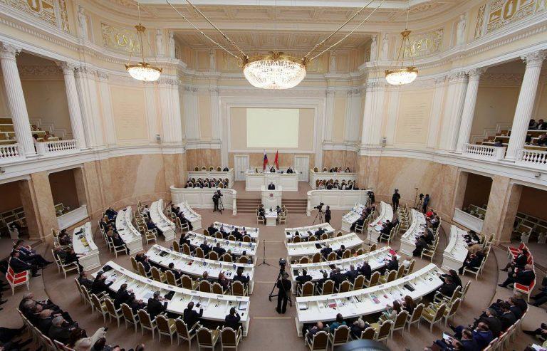 Обновленный ЗакС поможет Беглову составить бюджет Петербурга «без проволочек»
