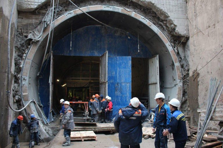 Планы строительства 12 станций метро в Петербурге до 2032 года неосуществимы