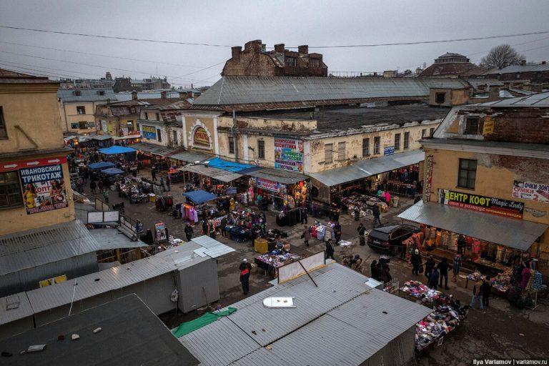 Бизнес готов обратиться к Москве за помощью в решении проблемы Апраксина двора
