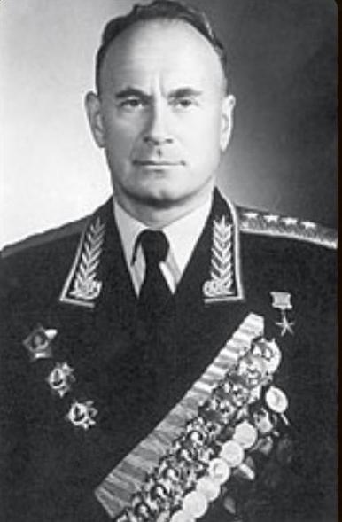 Первый председатель КГБ
