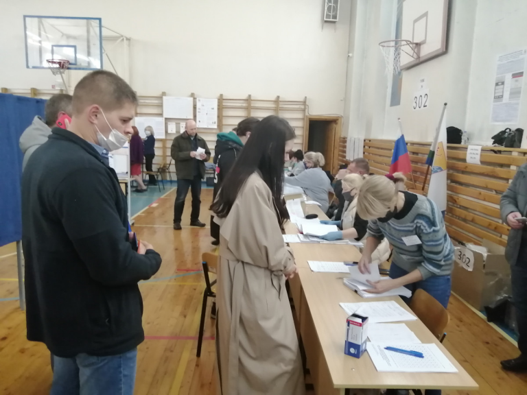 На УИК № 2189 в Центральном районе могли попытаться сфальсифицировать итоги голосования