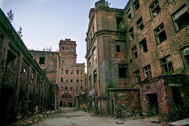 Петербург станет мировым рекордсменом по количеству исторических руин